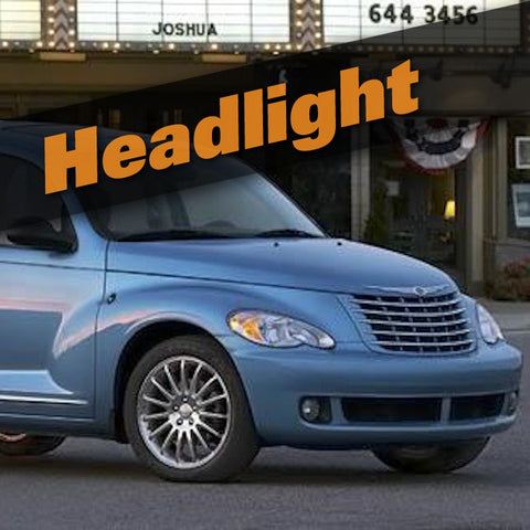 Chrysler PT Cruiser HID Kit (Headlight)