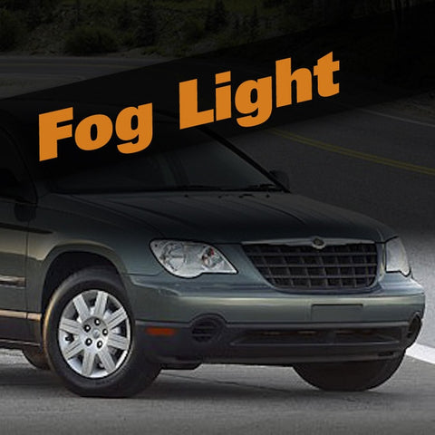 Chrysler Pacifica HID Xenon Fog Light Kit