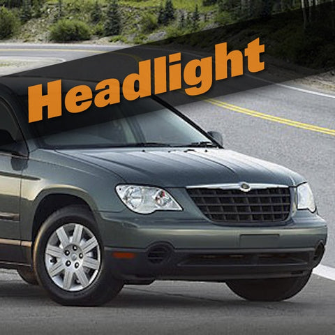Chrysler Pacifica HID Kit (Headlight)