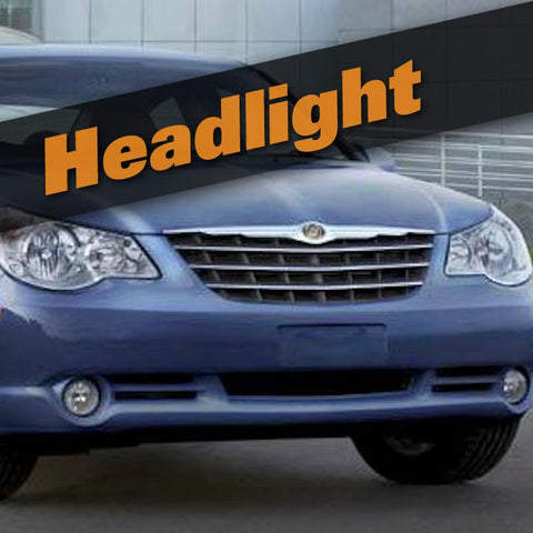 Chrysler Sebring HID Kit