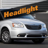 Chrysler Town & Country HID Kit