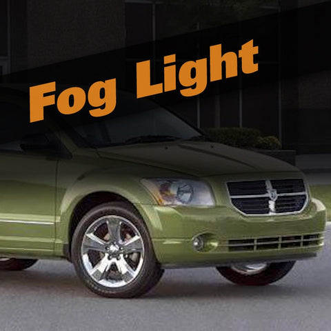 Dodge Caliber HID Xenon Fog Light Kit