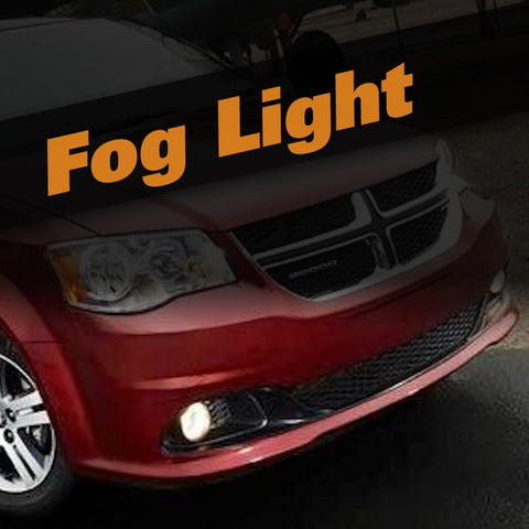 Dodge Caravan HID Xenon Fog Light Kit