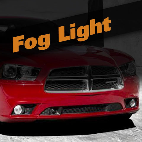 Dodge Charger HID Xenon Fog Light Kit