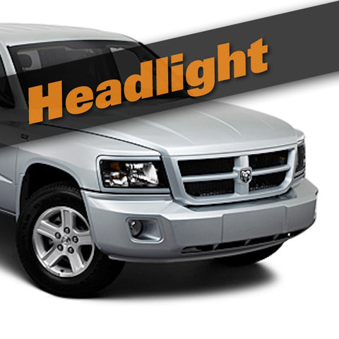 Dodge Dakota HID Kit (Headlight)