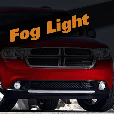 Dodge Durango HID Xenon Fog Light Kit