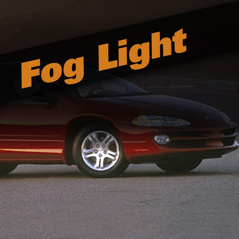 Dodge Intrepid HID Xenon Fog Light Kit