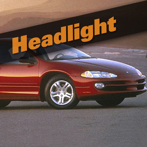 Dodge Intrepid HID Kit (Headlight)