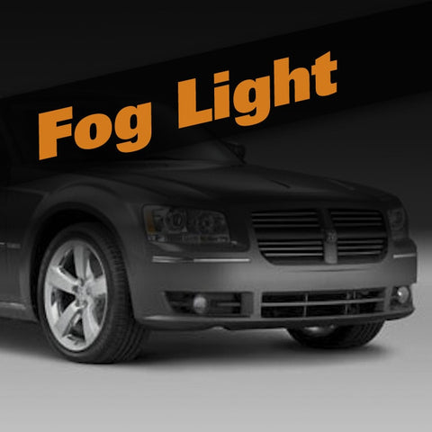 Dodge Magnum HID Xenon Fog Light Kit