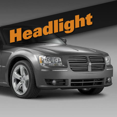 Dodge Magnum HID Kit (Headlight)