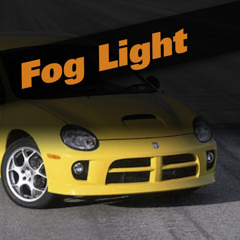 Dodge Neon HID Xenon Fog Light Kit