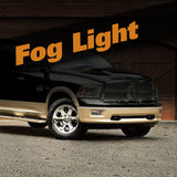 Dodge Ram 1500 HID Xenon Fog Light Kit