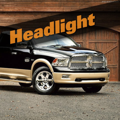Dodge Ram 1500 HID Kit