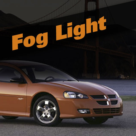 Dodge Stratus Coupe HID Xenon Fog Light Kit