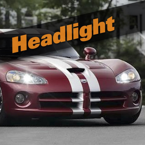 Dodge Viper HID Kit (Headlight)