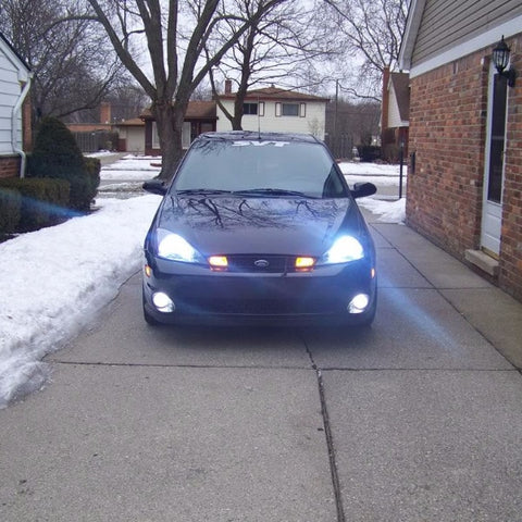 Ford Focus HID Xenon Headlight Package Deal