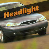 Ford Contour HID Kit (Headlight)