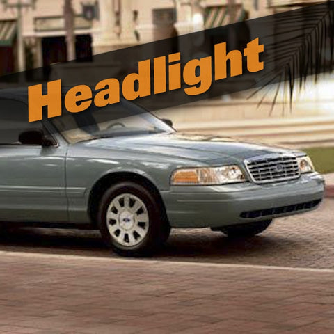 Ford Crown Victoria HID Kit