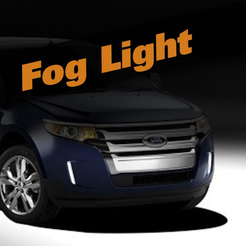 Ford Edge HID Xenon Fog Light Kit