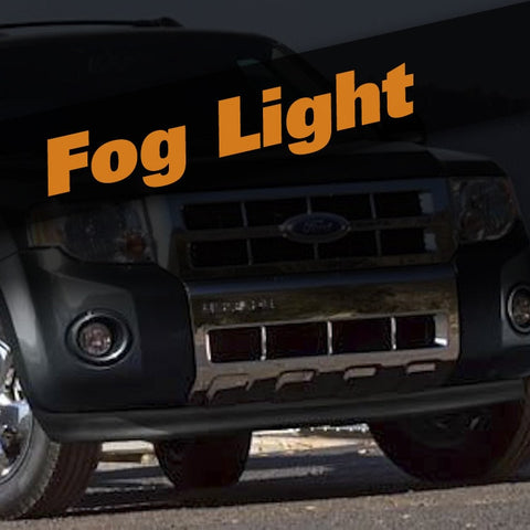 Ford Escape HID Xenon Fog Light Kit