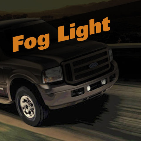 Ford Excursion HID Xenon Fog Light Kit