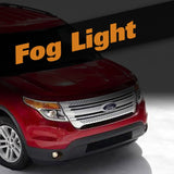 Ford Explorer HID Xenon Fog Light Kit