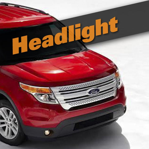Ford Explorer HID Kit