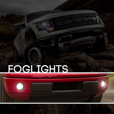 Ford F-150 HID Xenon Fog Light Kit