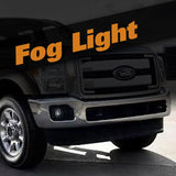 Ford F-250/350 HID Xenon Fog Light Kit