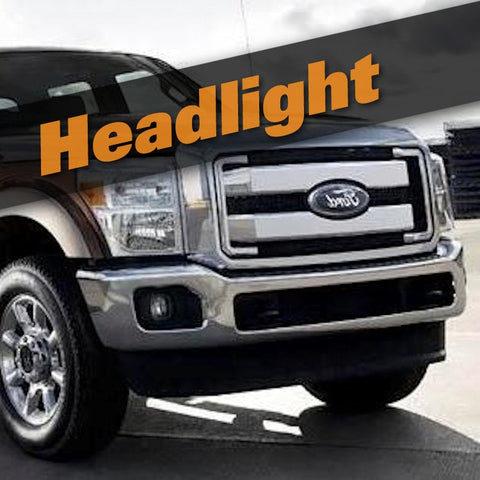 Ford F-250/350 HID Kit
