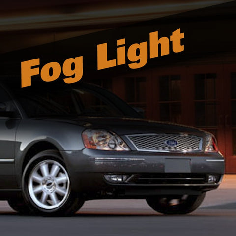 Ford Five Hundred HID Xenon Fog Light Kit