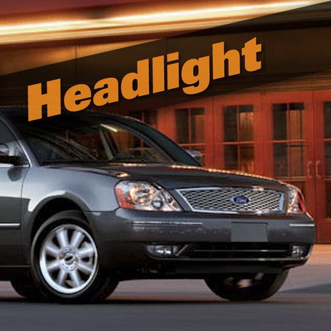 Ford Five Hundred HID Kit (Headlight)