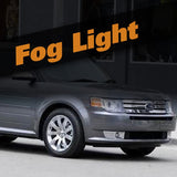 Ford Flex HID Xenon Fog Light Kit
