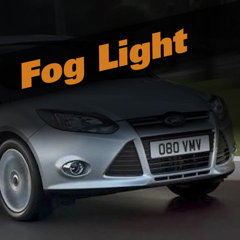 Ford Focus HID Xenon Fog Light Kit