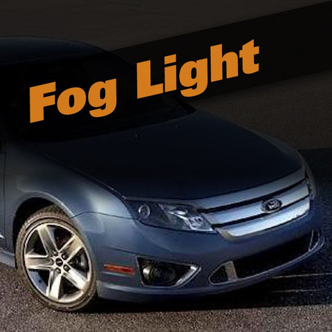 Ford Fusion HID Xenon Fog Light Kit