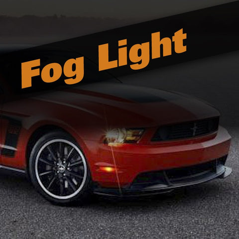 Ford Mustang HID Xenon Fog Light Kit