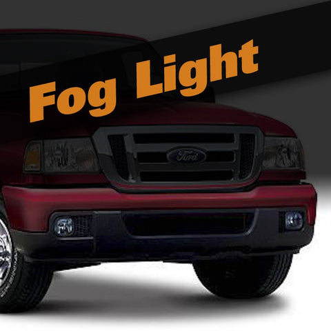 Ford Ranger HID Xenon Fog Light Kit