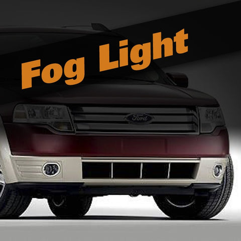 Ford Taurus X HID Xenon Fog Light Kit