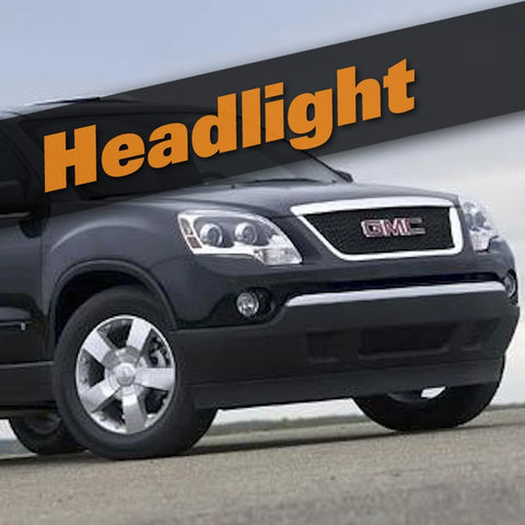 GMC Acadia HID Kit (Headlight)