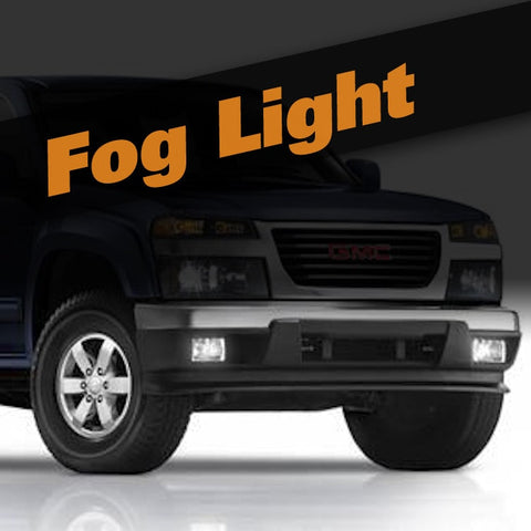 GMC Canyon HID Xenon Fog Light Kit