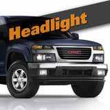 GMC Canyon HID Kit (Headlight)
