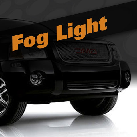 GMC Envoy / XUV HID Xenon Fog Light Kit