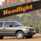 GMC Sonoma HID Kit (Headlight)