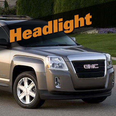 GMC Terrain HID Kit (Headlight)