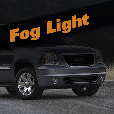 GMC Yukon HID Xenon Fog Light Kit