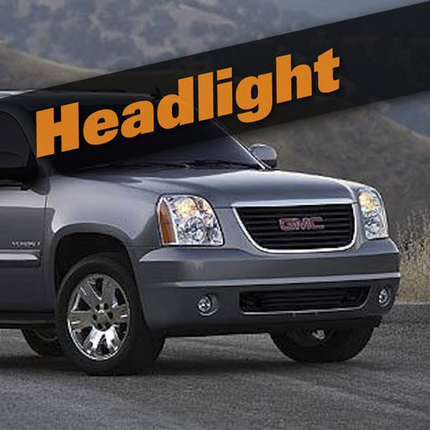 GMC Yukon HID Kit (Headlight)