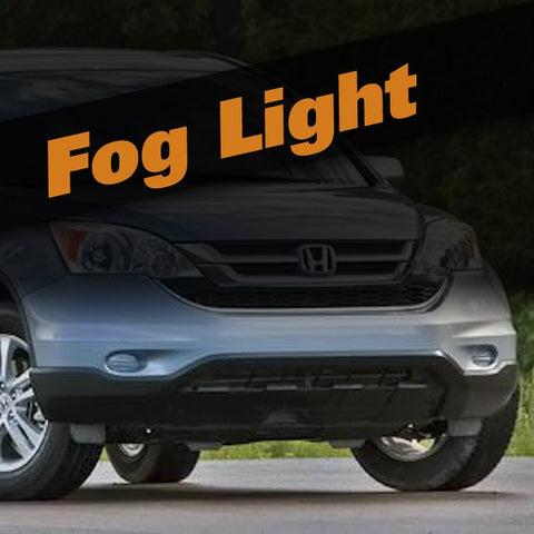Honda CR-V HID Xenon Fog Light Kit