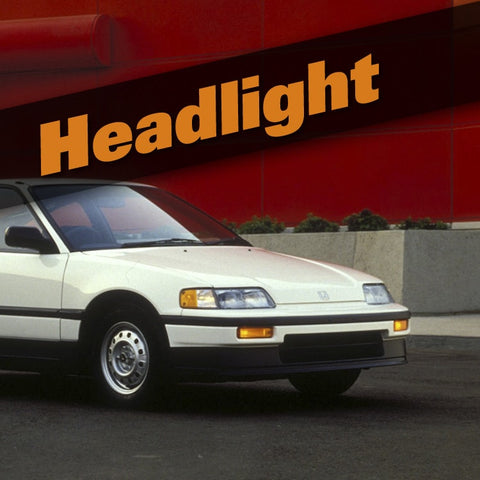 Honda CRX HID Kit (Headlight)