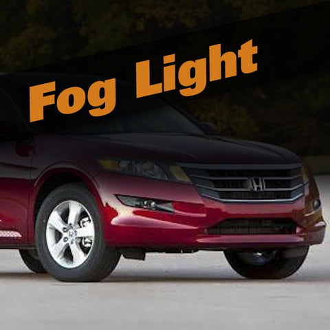 Honda Crosstour HID Xenon Fog Light Kit