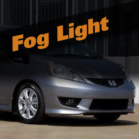 Honda Fit HID Xenon Fog Light Kit